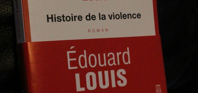 Histoire de la violence, Edouard Louis