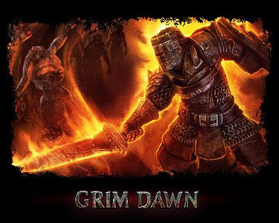 Grim Dawn Early Access