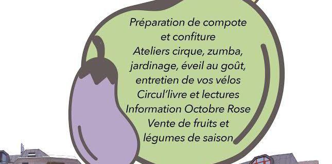 La Bonne Tambouille - Samedi 8 octobre