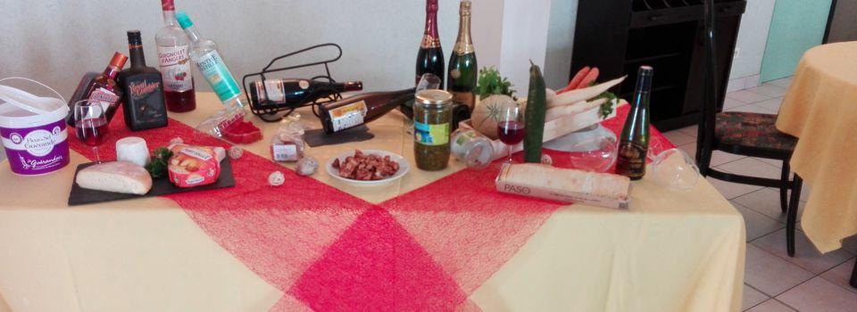 Repas à thème Pays de la Loire