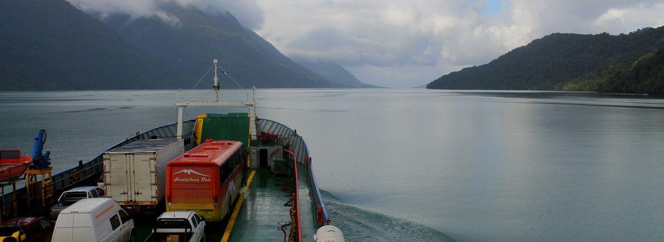 Le nord de la Patagonie chilienne