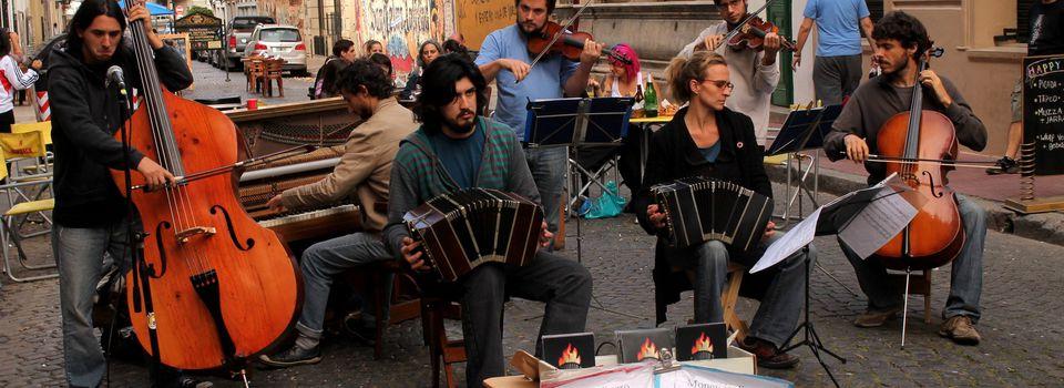 Etape finale d'un beau voyage: Buenos Aires