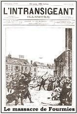 1891 Massacre de fourmies