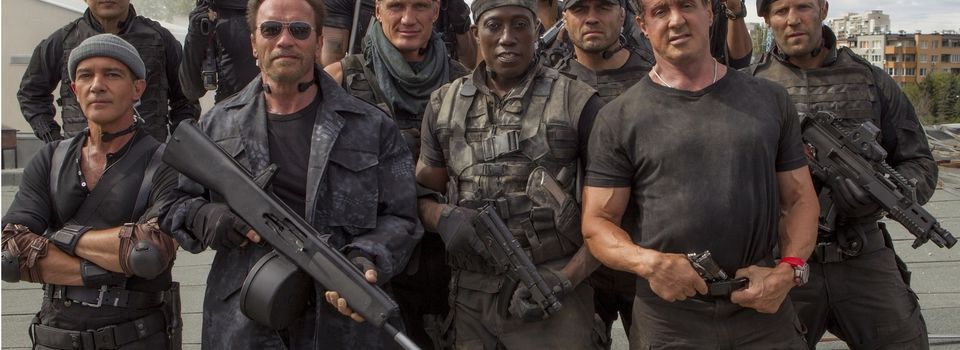 Critique #16: Expendables 3