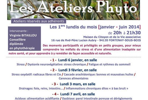 "Initiative en transition : ""Les Ateliers Phyto"""