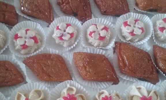 Pâtisseries  marocaine