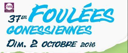 # 72. Les Foulées Gonessiennes 2016: Une bonne reprise.