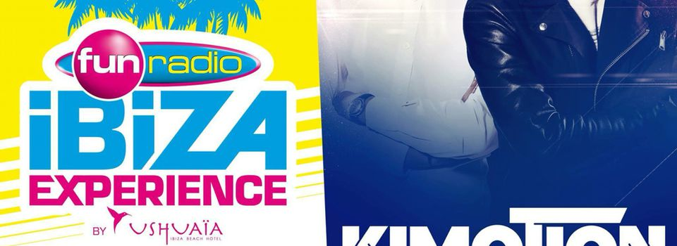 Podcast : Komotion - Beforce Fun Radio Ibiza Expérience