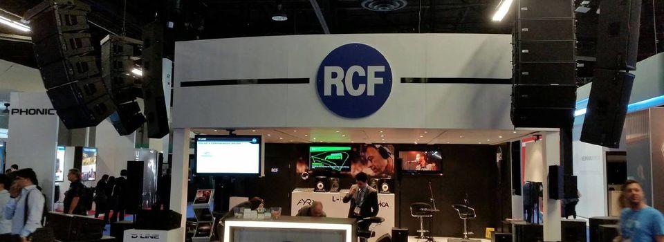 RCF  :   NAMM 2016