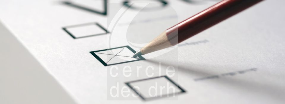 IMPORTANT - VALIDATION DES PV DES ELECTIONS PROFESSIONNELLES