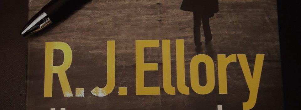 """Un coeur sombre"" R.J. Ellory"