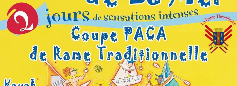 PAS DE RAME LE 7 Juin 2014 – Coupe PACA à Théoule