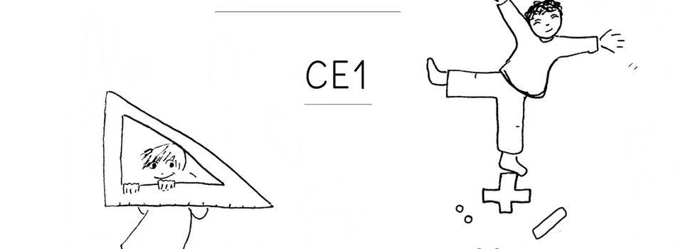 Un porte-vues pour les mathématiques en CE1