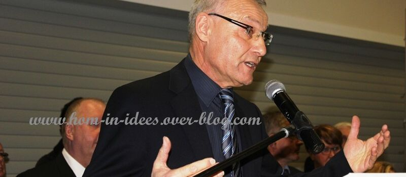 CLAUDE VILCOT SE REPRESENTE DEVANT LES GROFFLIEROIS...EN MARS 2014