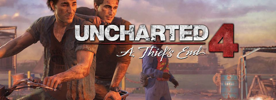 [MON AVIS] Uncharted 4 - A Thief's End