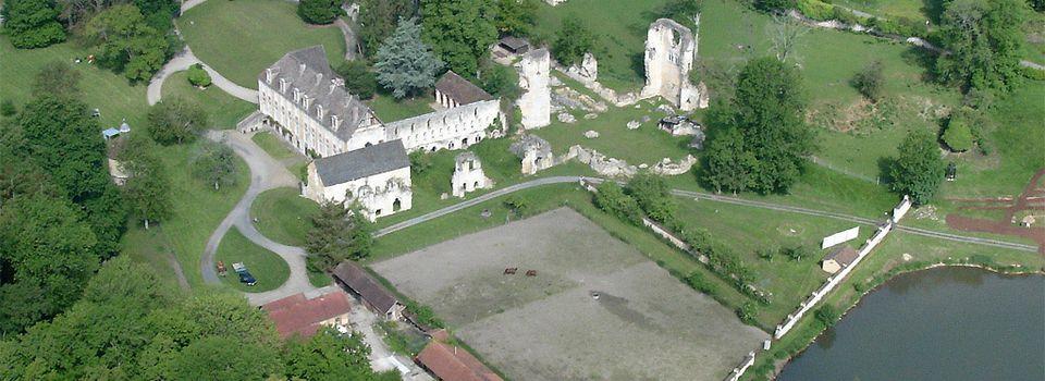 L'abbaye de Mortemer