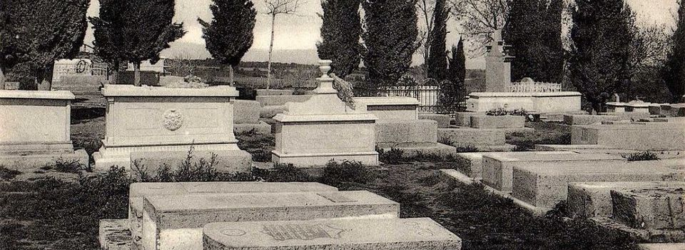 La question des cimetières juifs en Algérie