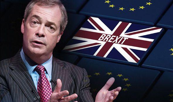 [Brexit] Entretien avec Nigel Farage le leader d' UKIP