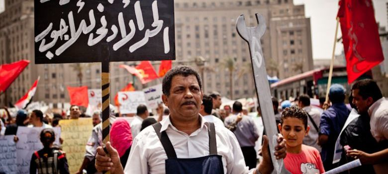 Why Do Egypt's Rulers Fear the Working Class?