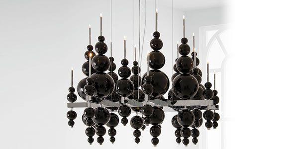 Le top 5 des luminaires design luxe 2014-2015