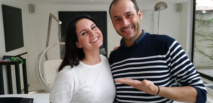 Interview de Lana Del Rey pour RFM France