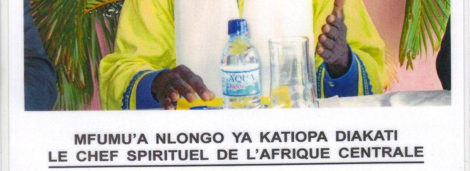 KONGO DIETO 1283 : L'OCCIDENT ET L'ASSASSINAT DE NLONGI'A KONGO DANS L'UNION DE NTIMANSI