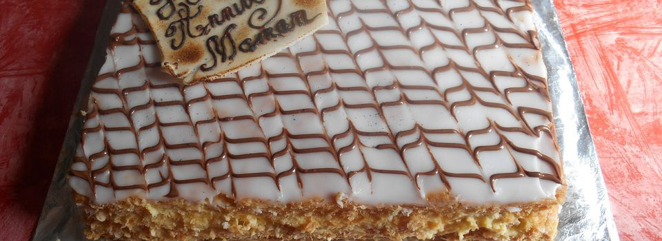 Millefeuilles traditionnel