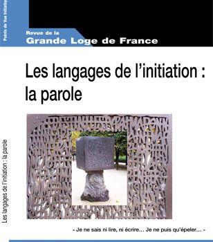 PVI N°179 - Les langages de l'initiation : la parole