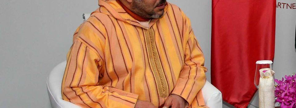 Roi Mohammed VI : On veut morceler nos pays!!