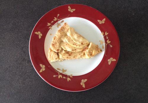 Recette de famille : tarte Mélanie pommes canelle pâte moelleuse, croustillante et légère [blog cuisine]