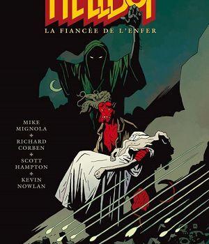 Hellboy, Tome 12 - La Fiancée De L'Enfer