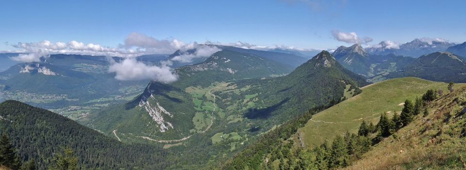 RETOUR sur juillet 2015 : le massif des Bauges