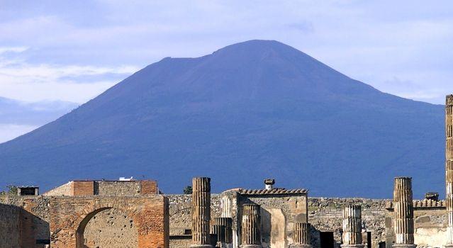 Monologue : Et pourquoi pas l'amour à Pompéi