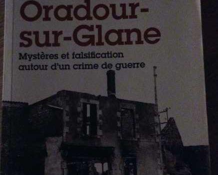 Bibliothèque: Oradour-sur-Glane.