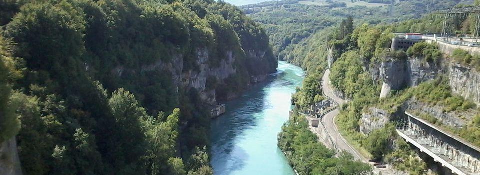 Des Crêtes au Rhône