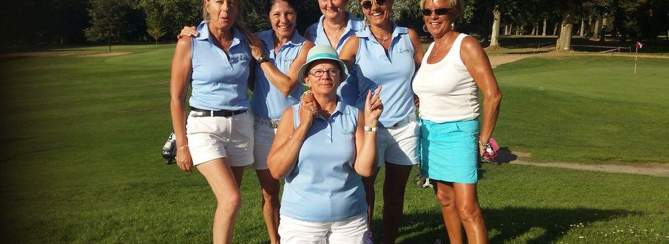 Promotion Mid-Amateur Dames au Coudray .....