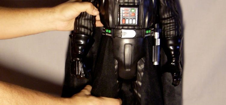 JAKKS PACIFIC : STAR WARS FIGURINE DARTH VADER GIANT SIZE