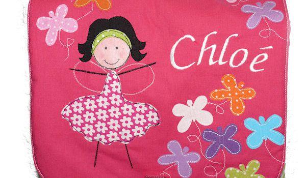 sac à dos pour la maternelle, la crèche : entièrement personnalisable*