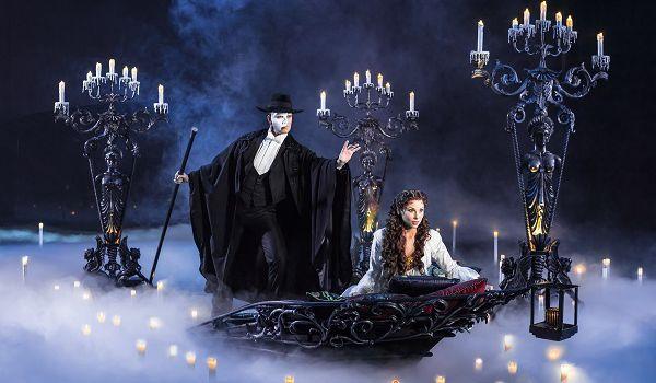 Le Fantôme de l'Opéra à Mogador