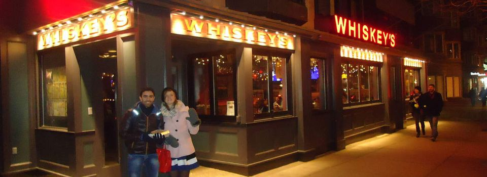 Jour/Day 108 : Whiskey's