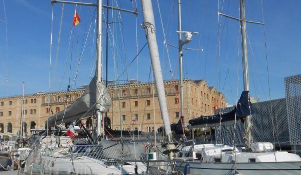 Noël à Barcelone puis cap vers Gibraltar