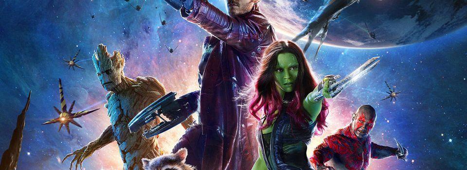 Critique film: Les Gardiens de la Galaxie (sans spoilers)