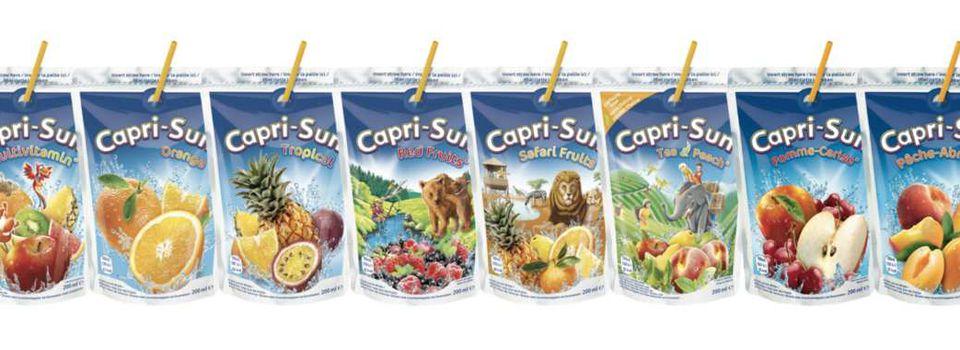 Concours : Fais le plein de vitamines avec Caprisun
