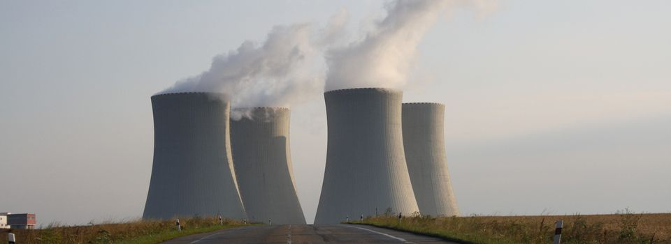 Carte interactive des centrales nucléaires françaises