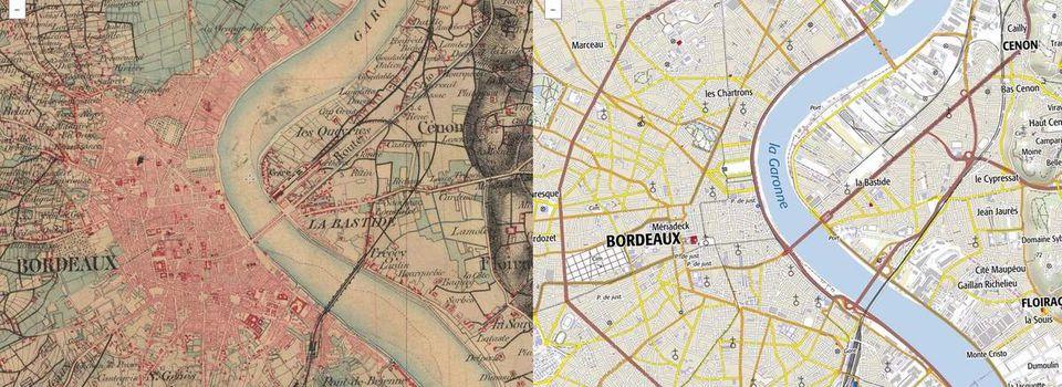 Cartes de France historiques