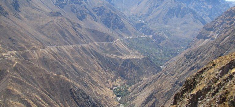 Arequipa & le Canyon del Colca