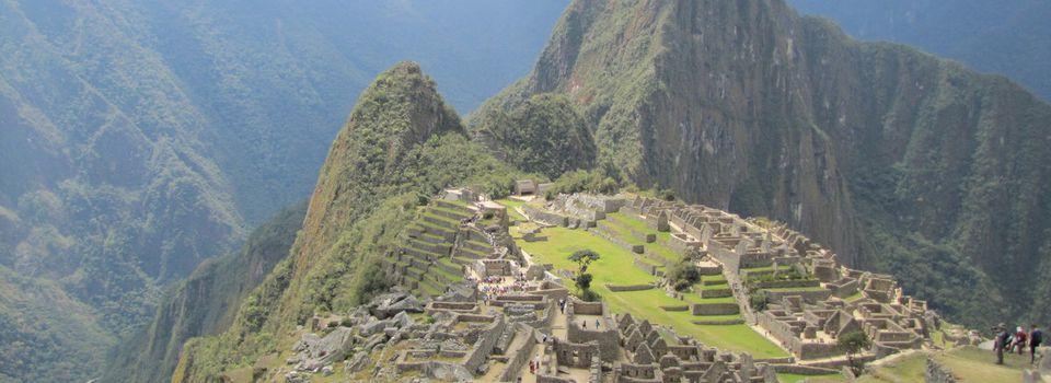 Le mystérieux Machu Picchu
