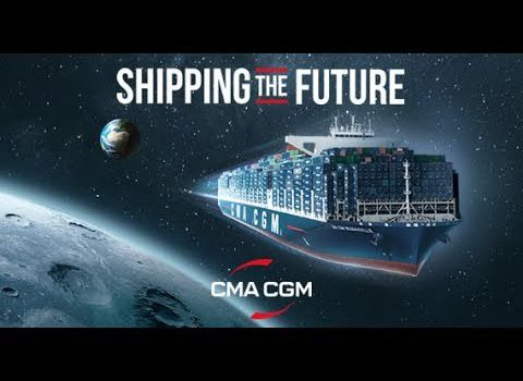 CMA CGM - shipping the future