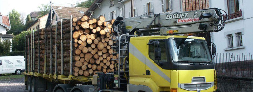 Manutention et Transports de bois
