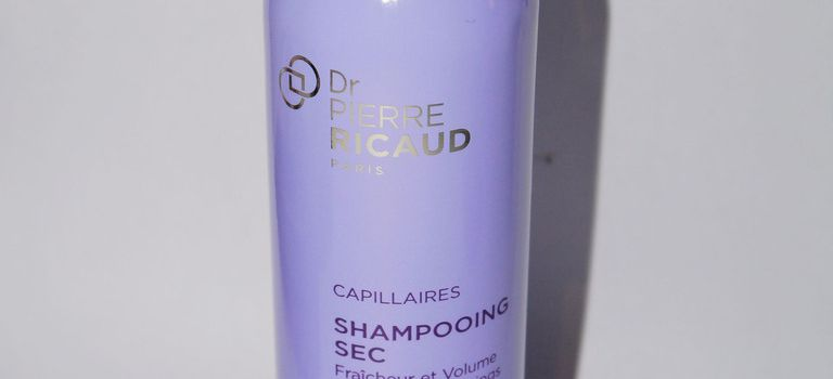 Le shampoing sec de Pierre Ricaud